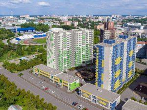 Жилой комплекс «Советская