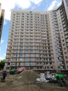 Город Новосибирск, район