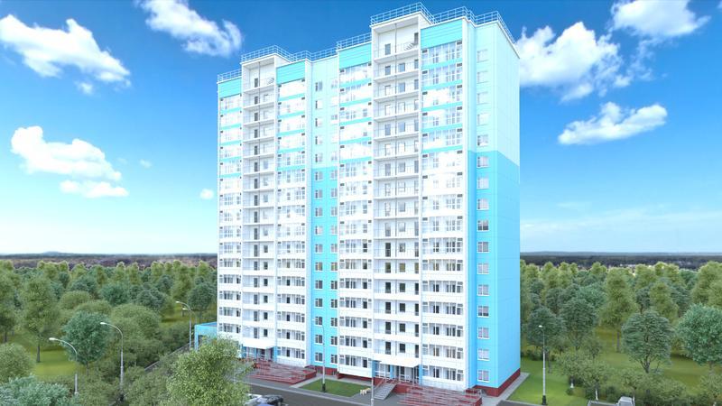 ЖК «Новый парк», г. Ижевск