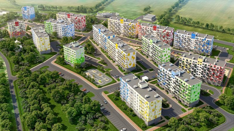 Жилой комплекс «Олимпия»