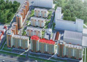 Г Барнаул, район