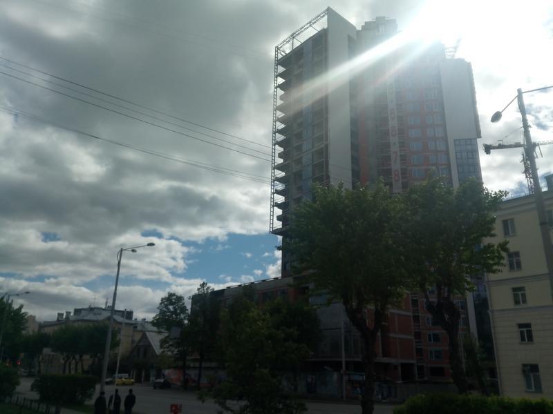 Жилой комплекс Гаринский 3