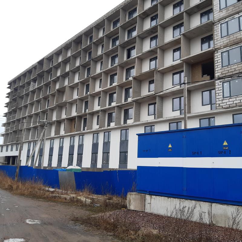 ЖК «Оранж», п. Романовка