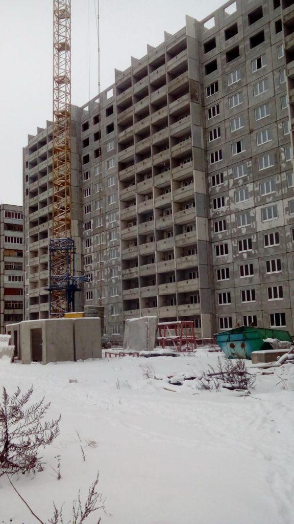 Жилой комплекс «Зеленая